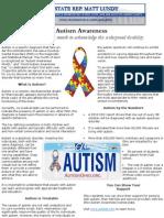 Lundy Autism ENL 2013 Apr