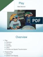 PSYCH Play Presentation