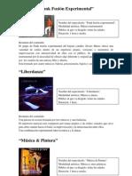 Ficha Técnica, Alvaro Muras de A Coruña
