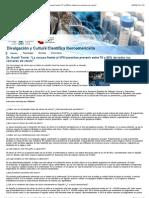 Cáncer de cérvix. Beneficios de la vacuna del VPH. Entrevista con el Dr. Aureli Torné.pdf