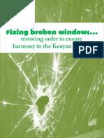 Fixing Broken Windows
