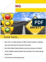 Social Marketing - Safety Drive- Revised -2