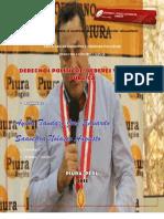 CONSTITUCIONAL Dº POLÍTICOS, DEBERES Y FUNCIÓN PUBLICO 30-42