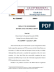 Adv & Disadv. of China if Part of WTO