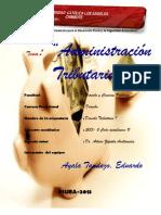 ADMINISTRACIÓN TRIBUTARIA-DERECHO ULADECH PIURA-AYALA TANDAZO EDUARDO