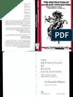 The Destruction of Black Civilization