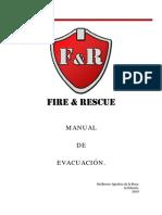 Manual de evacuación