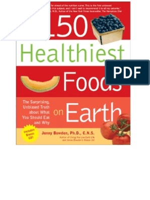 The 150 Healthiest Foods on Earth | Organic Foods | Dietary