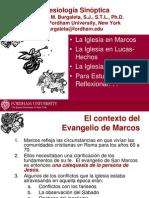 Isidoro Eclesiologia Sinoptica