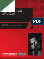 SHIMADZU Prominence UFLC XR