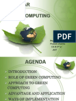 GREEN PPT