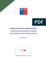Documento Conciliación Vida Personal y Familiar con el Trabajo 2010