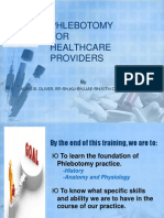 Phlebotomy for Healthcare Providers 2012