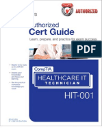 CompTIA Healthcare IT Tech 9780132962193full