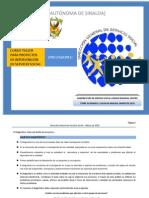 Guia Para Proyectos de Intervencion(Acuerdo de Reunion 05 Marzo) Dgssu