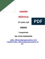 Osho - Union Mistica El Camino Sufi