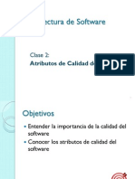 Atributos Calidad Software