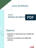 Atributos Calidad Software