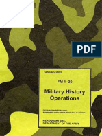 Military History Operations