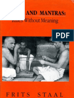 106588815 Rituals and Mantras Rules Without Meaning F Staal Delhi 1996 600dpi Lossy