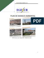 Plan de Manejo Ambiental 2011