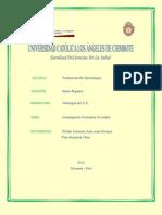 Investigacion Formativa III Unidad