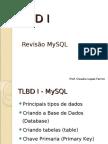 TLBD I