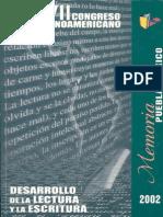 2002 Ponencia Congreso Lectura Puebla
