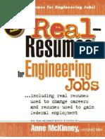 Enginnering Resume