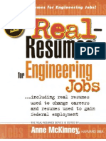 Enginnering Resume