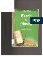 Teoria da musica bohumil med 4 edição