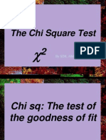 The Chi Square Test.ppt