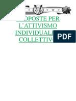 Proposte Per l'Attivismo Sociale Individuale e Collettivo (300)
