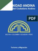 Derechos Del Ciudadano Andino - Pasaporte Viajero CAN