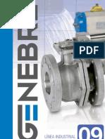 Catálogo Industrial GENEBRE 2009