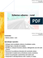25 Sistemaurbano Rural