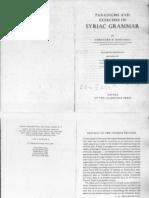 15 (Suryoyo) Paradigms And Exercices In Syriac Grammar By T H Robinson 1915 Aramaic Aramaische Assyrian Chaldean Nestorian Suryanice.pdf