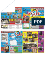 Customer Appreciation 2 Day Sale April 2013