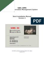 SIMS Install V4