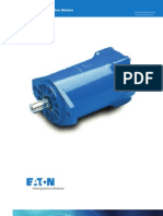 Medium Duty Piston Motors