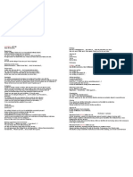 Letter for FCE