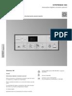 DB Vitotronic 100 KC2