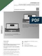 DB Vitotronic 200 KW1,2