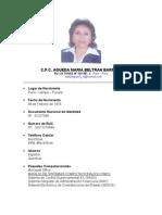 Curriculum Vitae Ambb