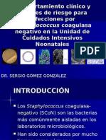 Comportamiento clínico de las infecciones por Staphylococcus coagulasa FORO