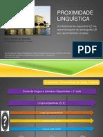 A Influência do Espanhol LE na Aprendizagem do Português LE por Aprendentes Croatas