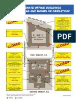 Senate Door Closures