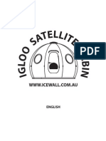 Igloo Satellite Cabin Brochure