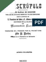El Escrupulo-Gaume