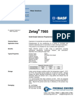 Chemicals Zetag DATA Beads Zetag 7565 - 0410